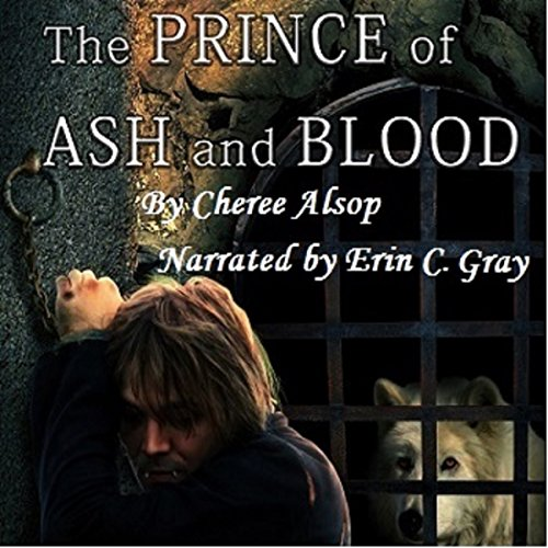 The Prince of Ash and Blood audiobook cover art