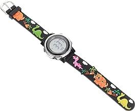 Abaodam Digitale Sport Horloge Dinosaurus Stopwatch Waterdichte Horloges Student Strap Horloge Elektrische Polshorloge voo...