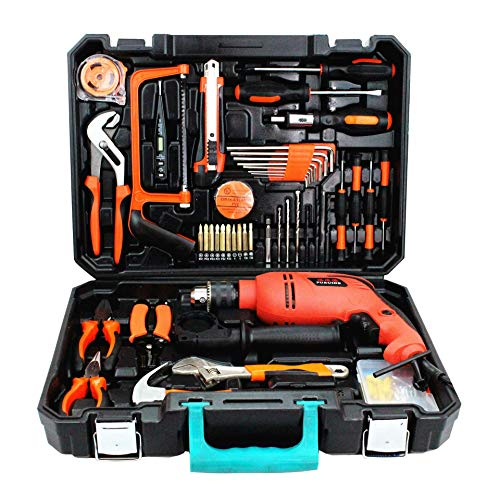 Werkzeug-Koffer inkl. Stück Haushalt...