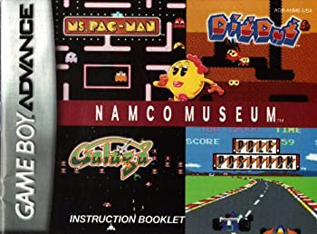 Best namco museum gba Reviews