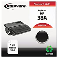 ivr83038q1338a Innovera互換HP q1338a–ブラックプリントカートリッジHP LaserJet 4200シリーズ、