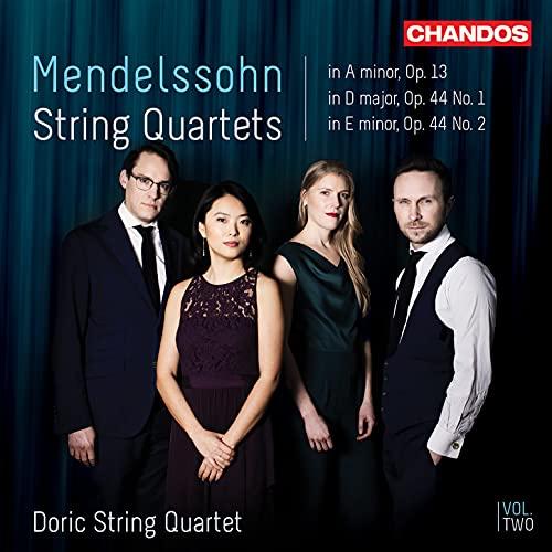 String Quartet No. 2, Op. 13, MWV R22: IV. Presto - Adagio non lento - Recitativo