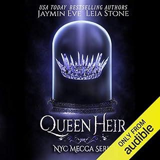 Queen Heir audiobook cover art