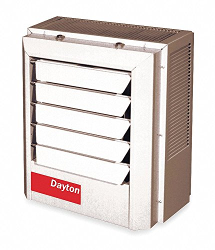 Great Features Of Dayton Electric Unit Heater, Vertical or Horizontal, 208/240VAC, 7.5/10.0 kW, 1 or...