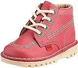 Kickers Kick Hi Core, Botas Niños Unisex, Rosa (Pink/LT Cream), 26 EU