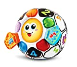 VTech My 1st Football Friend, Football Toy for Sensory Play, Interactive Toy, Educational Toy with Learning Games, Suitable Gift for Boys and Girls Aged 1 2 3 Years Old
