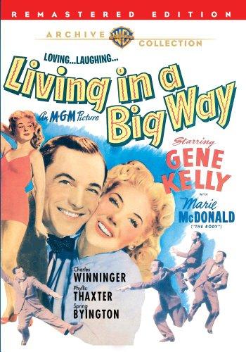 Living In A Big Way [Edizione: Stati Uniti] [Reino Unido] [DVD]