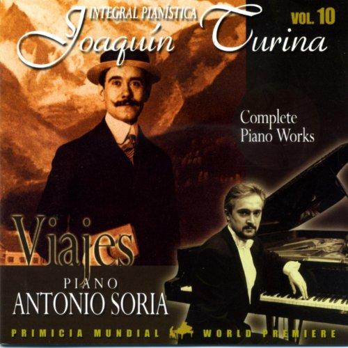 Album De Viaje Op. 15 No.2 El Casino de Algeciras