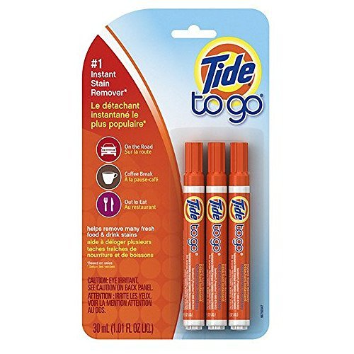 Tide To Go Instant Stain Remover Pens 3 ea by Tide