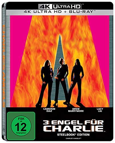 3 Engel für Charlie (Steelbook UHD BD-2)