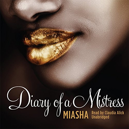 Diary of a Mistress audiobook cover art