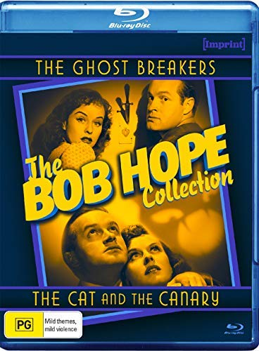 The Bob Hope Collection: The Cat and the Canary / The Ghost Breakers ( ) [ Australische Import ] (Blu-Ray)
