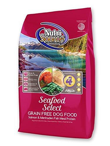 Grain Free Seafood Select Dry Dog Food