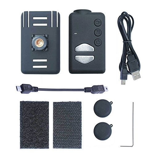 Mobius ActionCam 1080p HD Minikamera | V3 | Standardobjektiv | Neue LINSENVERSION A2