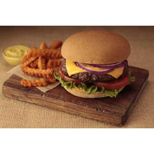 Smart Flour Gluten Free Ancient Grains Hamburger Bun, 4 inch -- 24 per case.