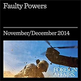 Faulty Powers cover art