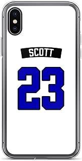 nathan scott iphone case