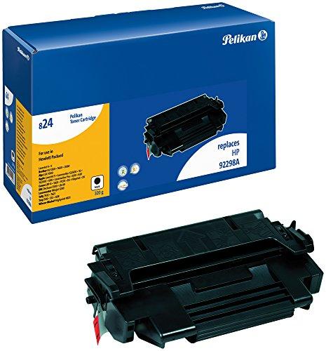 Pelikan Toner ersetzt HP 92298A (passend für Drucker HP LJ 4, 4M, 4+, 4M+, 5, 5M, 5N; Canon LBP - 1260 / - Plus)