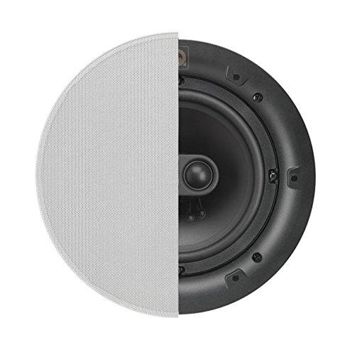 Q.Acoustics QI1150 - Altavoz estéreo de Techo para Todos los Dispositivos, Color Blanco
