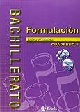 Bach 1 - Formulacion Fisica Y Quimica