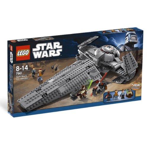 LEGO Star Wars Darth Maul 's Sith Infiltrator 479pieza (S)–-Spiele BAU (Film, Mehrfarbig)