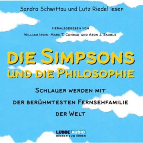 Die Simpsons und die Philosophie. Schlauer werden mit der berühmtesten Fernsehfamilie der Welt Titelbild