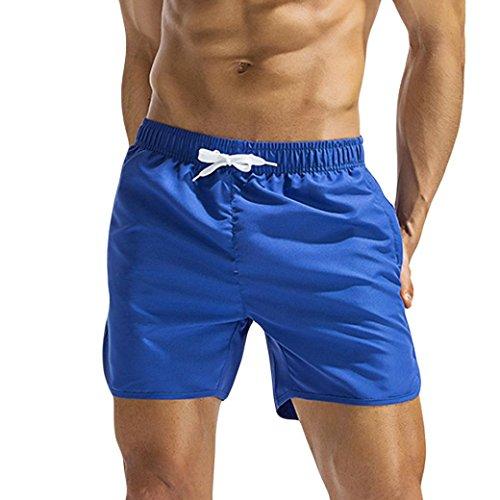 Kanpola Shorts Badeshorts Herren Badehose Jogging-Hose Sport Freizeit Short Strand Kurze Hose