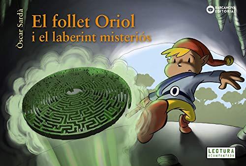 El follet Oriol i el laberint misteriós (Llibres infantils
