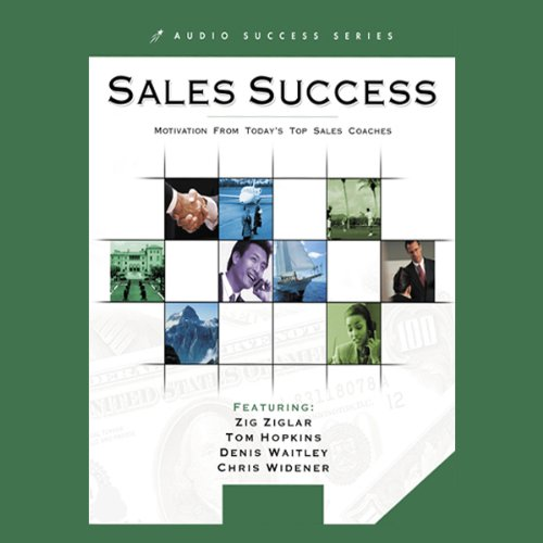 Ultimate Sales Success cover art