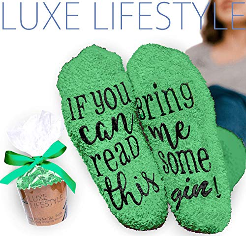 "LUXE LIFESTYLE ""If You Can Read This Bring Me Some..."