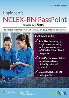 LWW NCLEX-RN PassPoint; LWW DocuCare One-Year Access; plus LWW CorusePoint for Nursing Concepts Package (Course Point)