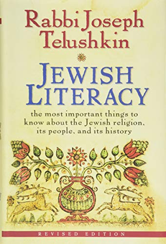 Compare Textbook Prices for Jewish Literacy Revised Ed: The Most Important Things to Know About the Jewish Religion, Its People, and Its History Revised ed. Edition ISBN 9780061374982 by Telushkin, Joseph