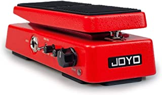 JOYO MULTIMODE WAH-II Multifunctional Wah, WAH Pedal and Volume Pedal,Mini and Portable