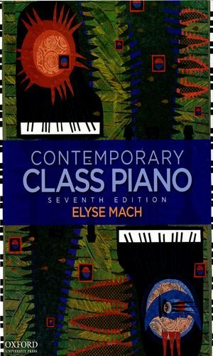 Contemporary Class Piano