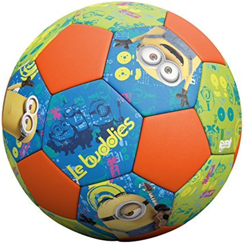 Hedstrom 5363874AZ Minions  3 Junior Soccer Ball by Hedstrom