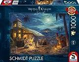 Schmidt Spiele 59676 Thomas Kinkade - Puzzle (1000 Piezas), diseño de Jesús