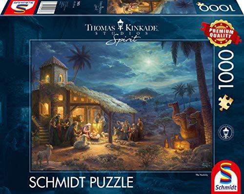 59676 Thomas Kinkade   Puzzle (1000 Piezas), diseño de Jesús