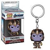 Horror-Shop Avengers Endgame - Llavero Thanos Funko Pop!