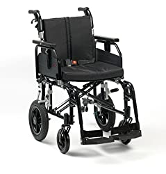 Provide the ultimate in durability, safety, comfort and style Half folding back for easy transport and storage Flip back and removable armrests for easy transfer Luxury gold handrims Double cross brace which provides a responsive rigid chair performa...