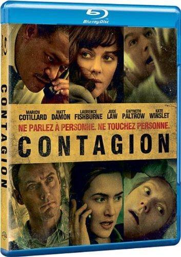 Okužba [Blu-ray]