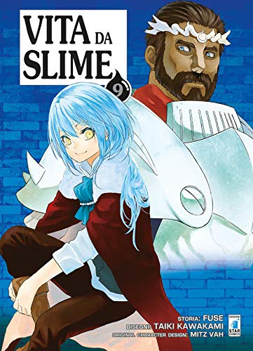 Vita da slime (Vol. 9)
