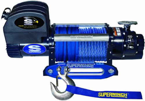 For Sale! Superwinch 1695201 Talon 9.5SR, 12 VDC winch, 9,500 lb/4,309 kg capacity with hawse fairle...
