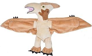 Wild Republic 21095 Huggers-Tube Pteranodon Plush Toy Slap Bracelet, Stuffed Animal Kids Toys, 8 Inches