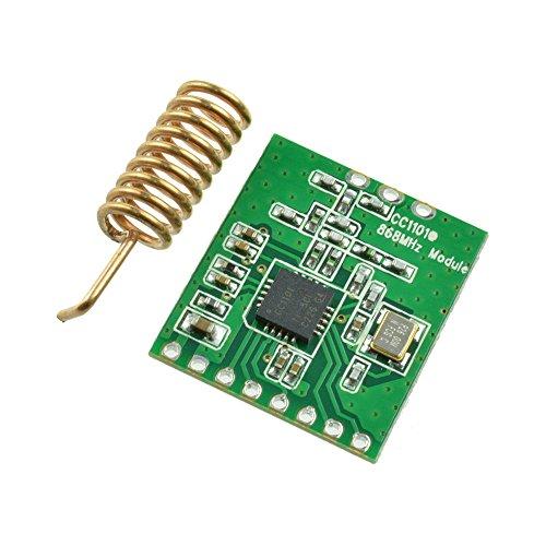 diymore 868 MHz Funk Modul CC1101 fhem Selbstbau Cul Wireless Transceiver für Arduino