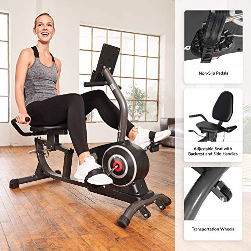 SportPlus SP-RB-9500-iE Exercise Bike