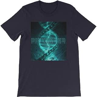 yoto tdg Disturbed Evolution World Tour 2019 Unisex T-Shirt