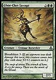 Magic The Gathering Ghor-Clan Savage - Selvaggio Ghor-Clan - Guildpact