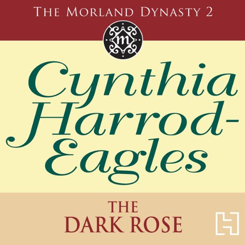Dynasty 2: The Dark Rose audiobook cover art