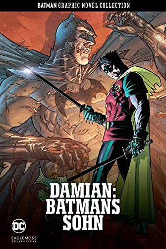 Batman Graphic Novel Collection: Bd. 72: Damian: Batmans Sohn