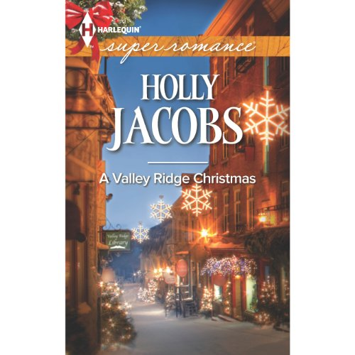 A Valley Ridge Christmas audiobook cover art
